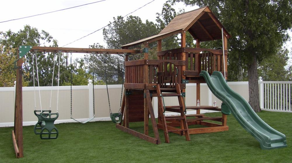 backyard adventures playground equipment specs price release date