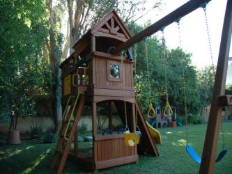 <b>R-51</b>: Redwood Play Set AI