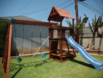<b>R-49</b>: Redwood Play Set AG