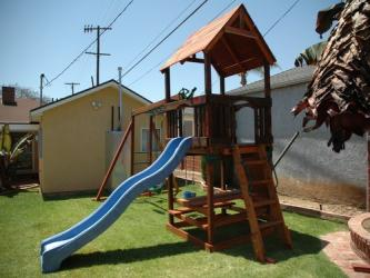 <b>R-48</b>: Redwood Play Set AF