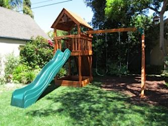 <b>R-43</b>: Redwood Play Set AN