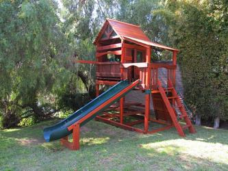 <b>R-22</b>: Redwood Play Set H