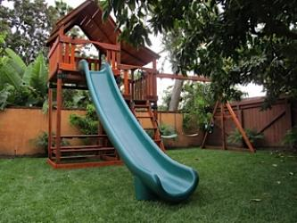 <b>R-21</b>: Redwood Play Set G
