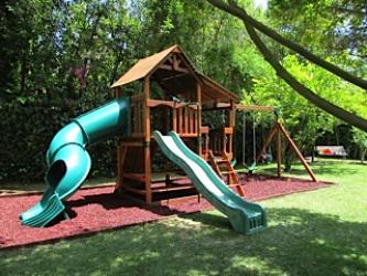 <b>R-14</b>: Redwood Play Set M