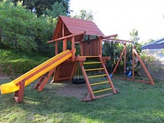 <b>R-13</b>: Redwood Play Set N