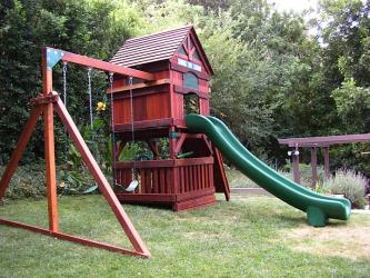 <b>R-39</b>: Redwood Play Set U