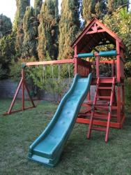 <b>R-32</b>: Redwood Play Set BD