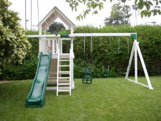 Polyvinyl Play Sets Swingsetsolutions Com