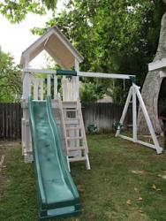 <b>P-126</b>: Polyvinyl Play Set BS