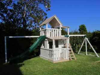 <b>P-96</b>: Polyvinyl Play Set AO