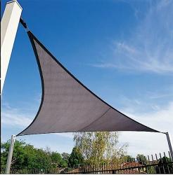 17 ft x 17 ft Triangle Shade Sail