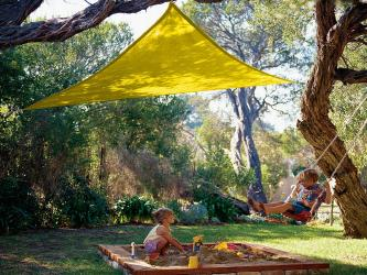 12 ft x 12 ft Triangle Shade Sail
