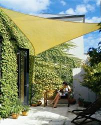 17 Ft x 17 Ft Triange Sunbrella Shade Sail