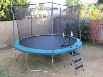 New 12 Ft. Round Propel Trampoline