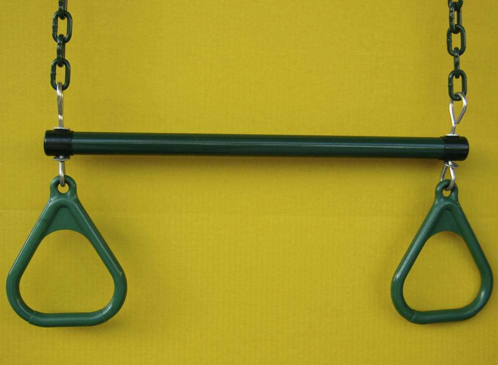 M 10 Trapeze Bar With Chain Swingsetsolutions Com